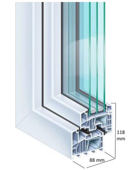 WoodVille Design Houtbouww woning Driedubbele Beglazing