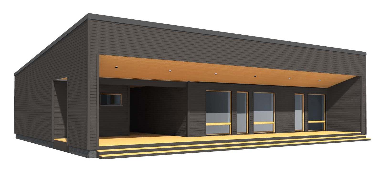 Woodville Design Houtbouw Woning Woodgate